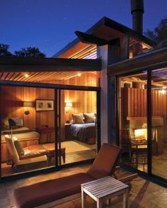 """See the """"Best Views: Post Ranch Inn, Big Sur, California"""" in our Best Hotels: Design and Craftsmanship gallery"""
