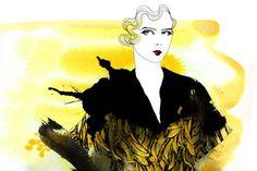 Image of the day: Banana Print by Judit García-Talavera | Blog | Computer Arts magazine