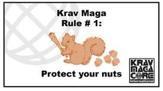 """Krav maga rule: """"Protect your nuts! Krav Maga Martial Arts, Fighter Quotes, Krav Maga Self Defense, Hand To Hand Combat, Learning To Be, Energy Level, True Words, How To Relieve Stress, Shelby Township"""