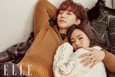 "2PM's Junho And Won Jin Ah Talk About Landing Their First Lead Roles For ""Just Between Lovers"""