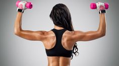 4 Back Workout Plan To Help Sculpt Sexy Back & Shoulder – Lasting Training dot Com Arm Pit Fat Workout, Back Workout Women, Muscle Building Women, Armpit Fat, Belle Silhouette, Lose Thigh Fat, Running Wear, Cardio Routine, Back Exercises