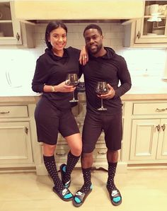 The Harts in Tommy John lounge apparel