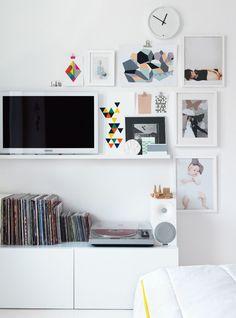 tv solution  Susanna Vento's Family Home | | Dwell at Ventu | www.petrabindel.com
