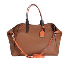Cole Haan Crosby Shopper - www.colehaan.com    Love at first sight... WANT<3 !