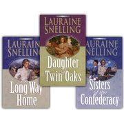 A Secret Refuge Series, Volumes 1-3  By Lauraine Snelling