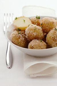 Pomme de terre prime de l'île de Noirmoutier Baked Potato, Potatoes, Baking, Ethnic Recipes, Food, Partying Hard, Dancing With The Stars, Recipe, Potato
