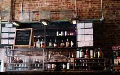 Coffee & Chocolate Coffee Shop » Greenpoint, Brooklyn » Lingered Upon