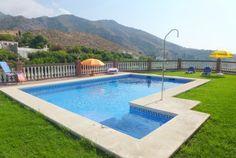 Holiday home Nerja Costa del Sol Villa Spain for rent Casa Tono