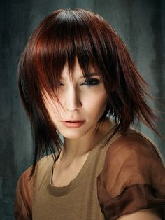 glam blended haircolor 30 Lovely Hair Color Ideas For Brunettes