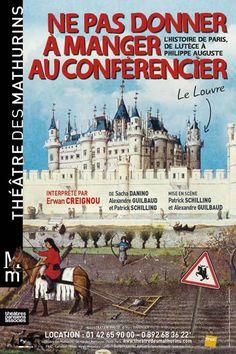 Oyez, oyez, ce bien réjouissant éloge du Paris médiéval !