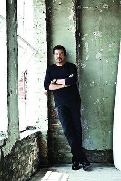 Lionel Richie live in der Olympiahalle in München