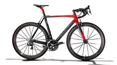 Audi Sport Racing Bike, schwarz/rot, 58 3161500050 > Audi collection