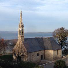 La chapelle St-Jean à Tréboul, Baie De Douarnenez