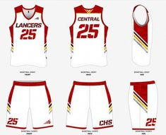 ae6fdfc42 14 Best Sublimated Basketball Uniforms