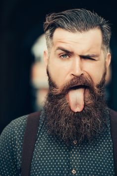 Do justice to your beard, and keep it looking sharp!