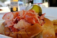 Naked Lobster Roll