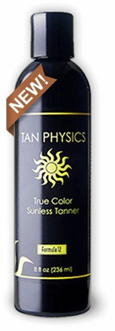 Tan Physics True Color || Best Self Tanner || Best Sunless Tanner