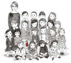 Ilustração Julie Morstad