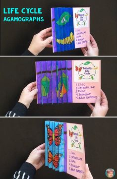 Infuse your classroom with art and science together using this unique life cycle activity. This project based learning activity is memorable to your students as they learn the life cycles of a butterfly, life cycle of a frog, life cycle of an apple and so much more. 18 life cycles included, instructions and a complete teaching video!