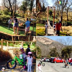 Family fun at Glenburn Lodge & Spa.  Visit our website to learn more about our mountain biking routes and leisure activities: www.glenburn.co.za  #mountainbiking #familyfun #atguvon #glenburnlodge #specialtimes #funinthesun #minigolf #getoutside #thingstodo #outdooractivities #dosomethingfun  Thanks for sharing your eventful weekend pics with us @kagiso821201.