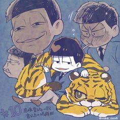 「松ログ」/「suzu」の漫画 [pixiv]