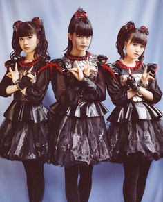 Babymetal Might Be Japan's Most Wonderfully Weird Fashion Export