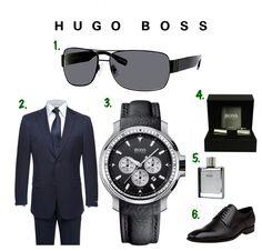 The 'HUGO BOSS' Man