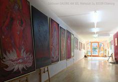 Die Goettin - Peter Engelhardt - Galerie am See