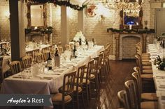 Dublin Wedding Venues - Angler's Rest