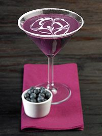 Don't forget to use Wild Blueberries for an extra antioxidant boost!   3 oz frozen blueberries  1.5 oz rum  1 oz fresh lemon juice  2 tbsp simple syrup