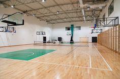 Sala treningowa PGE Turów Areny Basketball Court, Sports, Sport