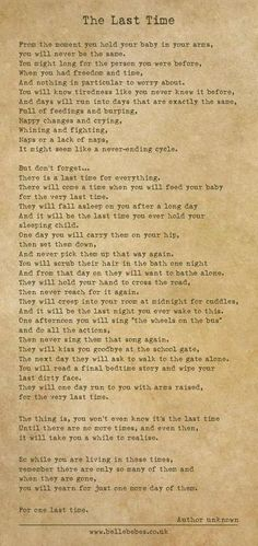 A Beautiful Poem Every Parent Needs To Read