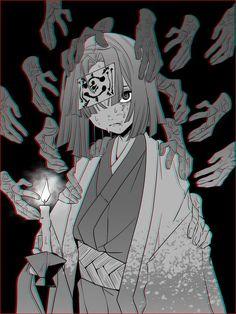 kimetsu no yaiba Manga Anime, Anime Demon, Anime Art, Demon Slayer, Slayer Anime, Anime Kunst, Demon Hunter, Drawing Reference Poses, Just In Case