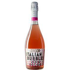 Sparkling Wine - Charles Smith Secco Brut Rose Wine 750 mL >>> Click image for more details. Best Rose Wine, Best Alcohol, Pinot Noir Wine, Wine Auctions, Red Wine Glasses, Wine Case, Wine Packaging, Italian Wine, Sparkling Wine