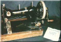Harris 'E', Maker: Jones, Guide Bridge, Manchester, England, Model: Family CS, Serial #: 454711, Date: 1931
