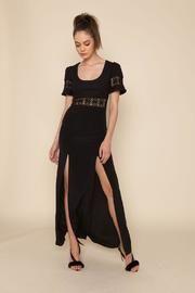 Seymour Gown Black