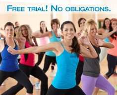 Take a class for free - Sept 23-29 only!