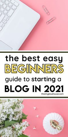 Are you looking to start a successful blog in 2021? Here is the BEST easy to follow step by step tutorial for starting a successful blog this year. This simple tutorial will help you start a blog for as little as 2.95$ per month. Work From Home Opportunities, Work From Home Jobs, Make Money From Home, Way To Make Money, Easy Work, Blog Names, Be Your Own Boss, Free Blog, Online Work