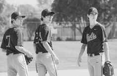 Cameron and Nash on the outfield film Cameron Alexander Dallas, Cameron Dallas, Movies For Boys, Nash Grier, Magcon Boys, The Outfield, Celebs, Celebrities, Celebrity Crush