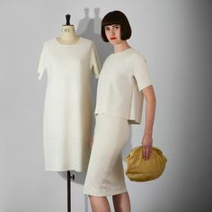 The Shell Dress and Top