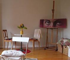 Simple swedish apartment... my dream!