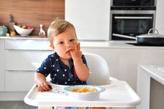 Pożywny obiadek dla niemowlaka – Home and Baby Babe