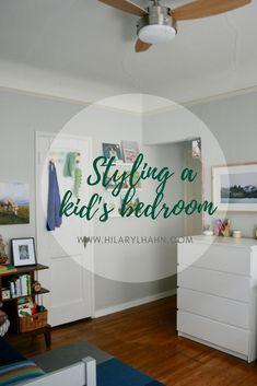 Styling A Kidu0027s Bedroom | Nature Bedroom | Adventure | Kids Room Ideas |  Lighting |
