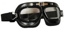 Royal Air Force Style Goggles, Black