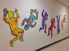 activite manuelle keith haring