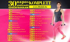 Thigh Exercises, Training Plan, Gymnastics, Cardio, Thighs, Health Fitness, Workout, How To Plan, Sports