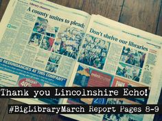 Text of the presentation given by campaigner Angela Montague at The Library Campaign AGM, October 2015. This page provides tips for library campaigners from two years' experience with theLin…