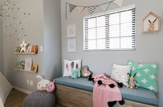 Charlotte's Girly Playroom by Cait's Room Interiors