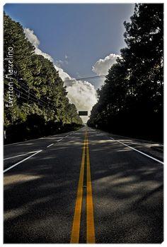 Fim da estrada, fim do mundo!