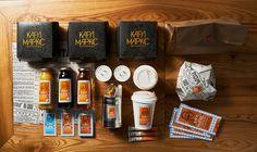 Karl Marks burgers branding